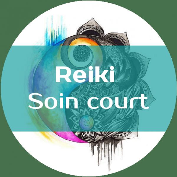 Réservez : la séance rapide de Reiki