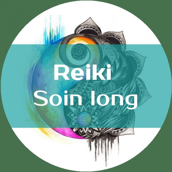 Réservez : la séance longue de Reiki